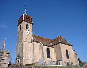 Église de Cromary.