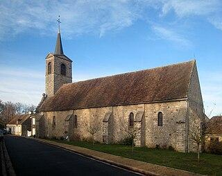 La Brosse-Montceaux Commune in Île-de-France, France