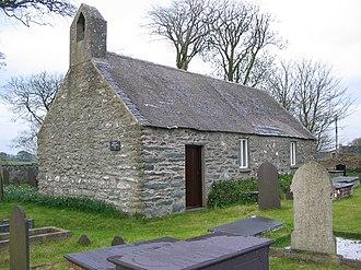 Friends of Friendless Churches - Image: Eglwys Figel Sant geograph.org.uk 157667