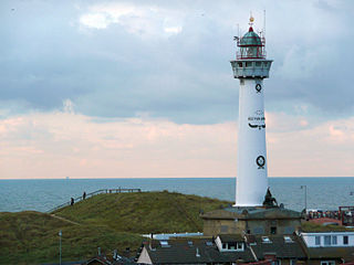 Egmond aan Zee Place in North Holland, Netherlands