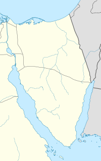 SSH is located in Sinai