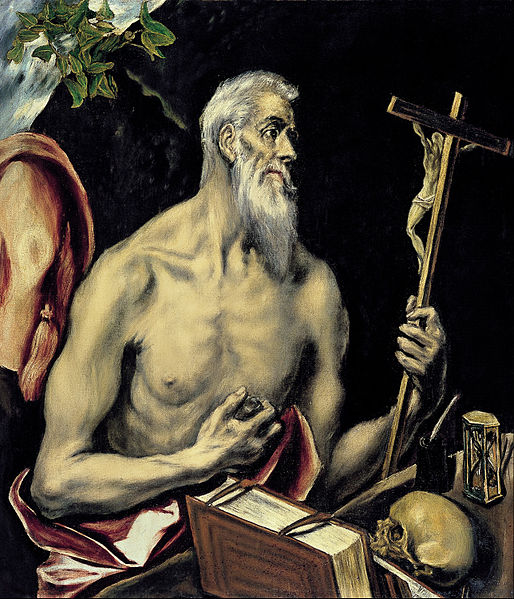 File:El Greco - San Jerónimo - Google Art Project.jpg