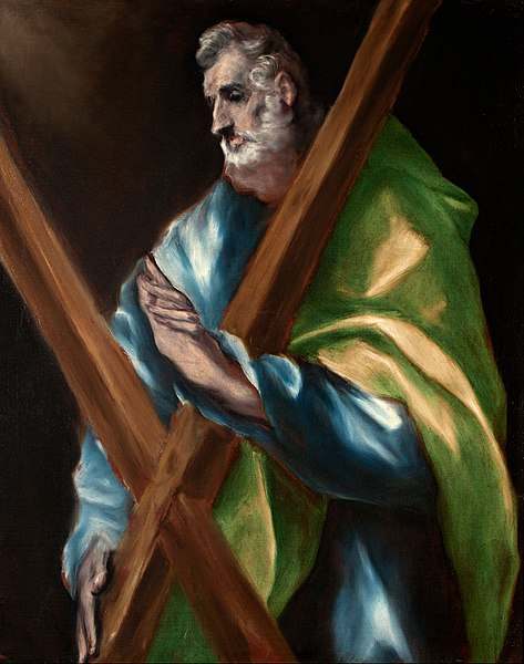 File:El Greco - St. Andrew - Google Art Project.jpg