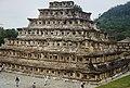 El Tajin Pyramid of the Niches (9785747465).jpg