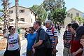 Elef Milim Project - Wikipedians in Sarona IMG 0923.JPG