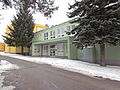 Elementary school in Okříšky, Třebíč District.JPG
