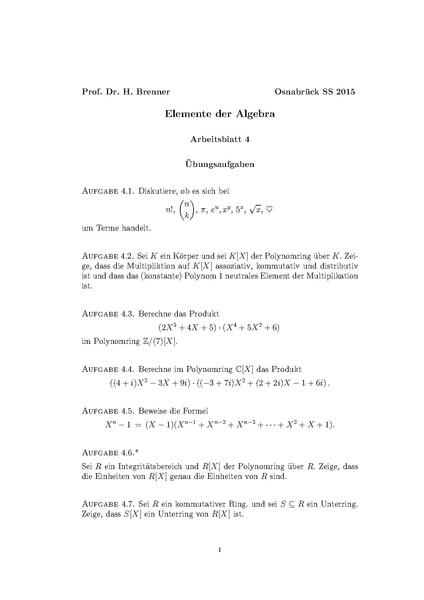 Charmant Synthetische Division Von Polynomen Arbeitsblatt Ideen ...