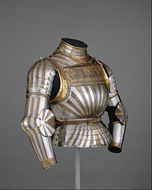 8d2e99bfa8a Elements of a Light-Cavalry Armour