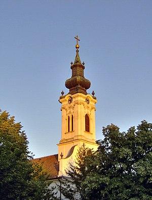 Elemir - The Orthodox Church