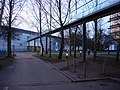 Elevated walkway leading to the Sainsbury Centre for Visual Arts - geograph.org.uk - 673765.jpg