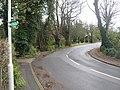 Elham Valley Way on Station Road - geograph.org.uk - 2159275.jpg