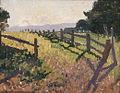 Elioth Gruner - Field, 1917.jpg