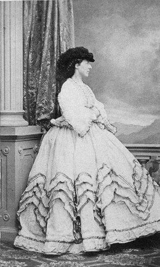 Archduchess Elisabeth Franziska of Austria - Archduchess Elisabeth Franziska of Austria, 1850s