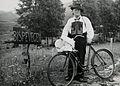 Elisabeth Meyer Man with bicycle NMFF 002574 24.jpg