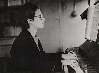 Elsa Barraine - Elsa Barraine in 1940