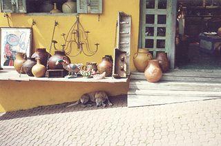 Embu das Artes Place in Southeast, Brazil