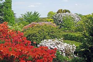 Emmetts Garden - Image: Emmetts Garden Geograph 1296730 by Oast House Archive