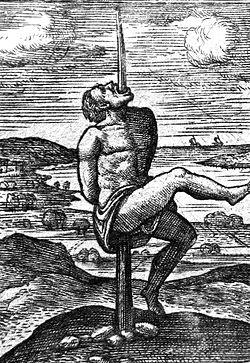 definition of impalement