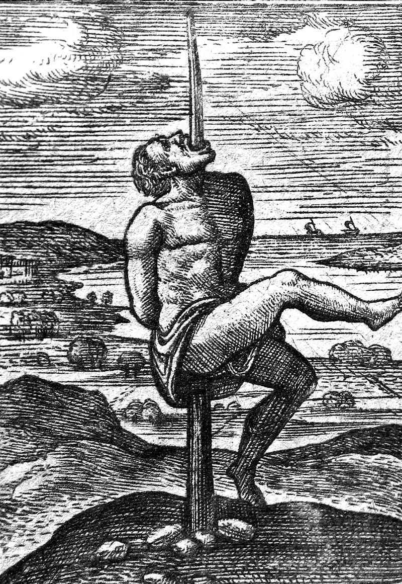 16 Most Brutal Ways People Were Sentenced To Death