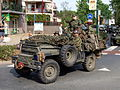 English army Land Rover, Bridgehead 2011 pic5.JPG