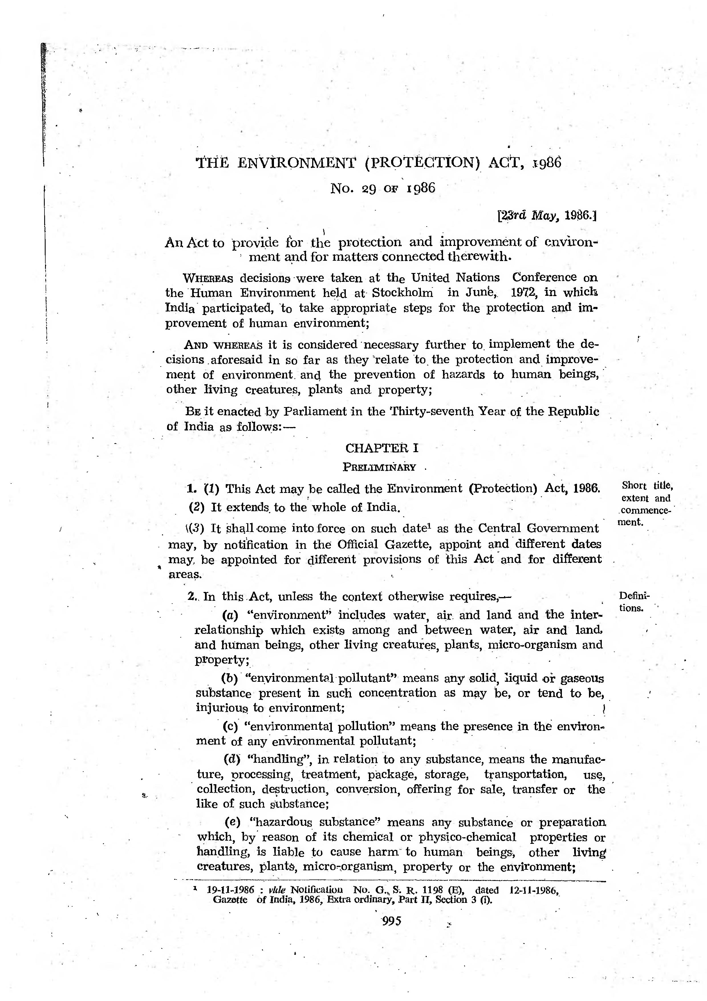 file environment protection act djvu  file environment protection act 1986 djvu