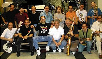 English: The Ed Palermo Big Band in 2004