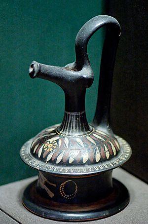 Gnathia vases