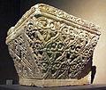 Epoca copta, capitello dalla necropoli nord di antinoe, 313-640 dc.JPG