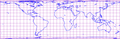Equal-area cylindrical projection of world with grid.png