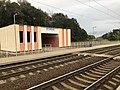 Eremino Railway Station Gomel Region September 2018.jpg