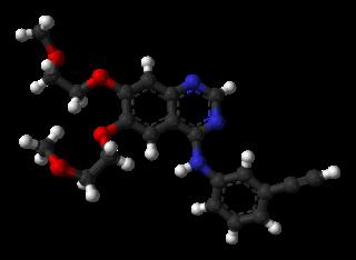 Erlotinib chemical compound