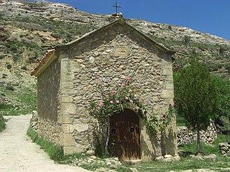Seno, Aragon - Hermitage of San Valero in Seno (Teruel)