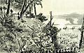 Erstuermung von Belltown in Camerun (1884).jpg