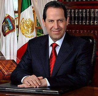 Eruviel Ávila Villegas Mexican politician