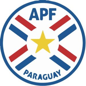 Paraguay men's national under-20 football team - Image: Escudo APF actual