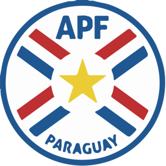 Paraguay women's national football team - Image: Escudo APF actual