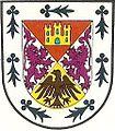Escudo de armas de Juan Téllez, hijo de don Tello y nieto de Alfonso XI de Castilla.jpg