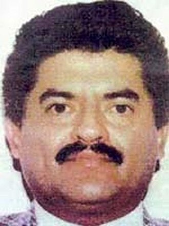 Drug cartel - El Azul is a Mexican drug lord. He is a former Mexican secret police (DFS) agent.