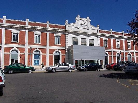 Palencia railway station