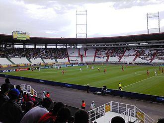 Estadio Palogrande - Image: Estadio Palogrande CRC ESP 2011