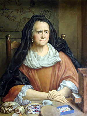 Georg Desmarées - Image: Esther Barbara von Sandrart