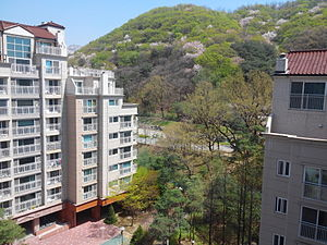 Eunpyeong District - Jingwan-dong Residential Area