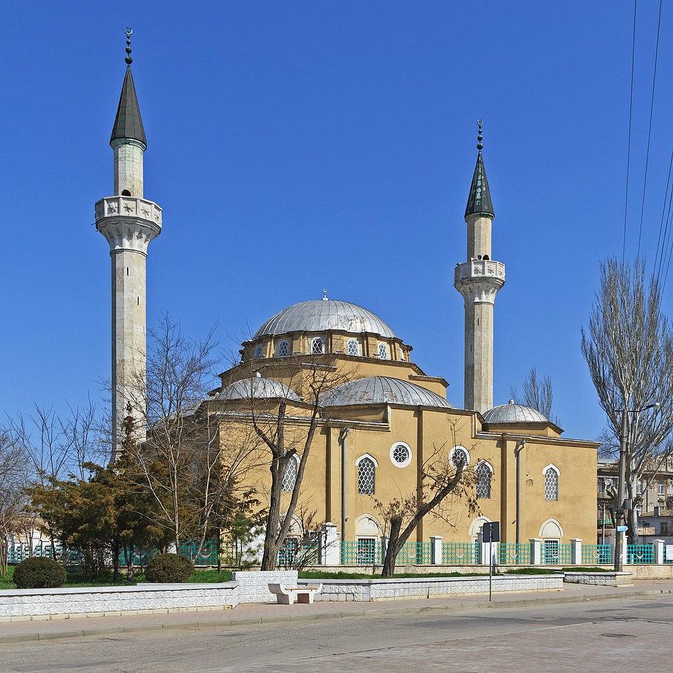 Eupatoria 04-14 img12 Juma Jami Mosque