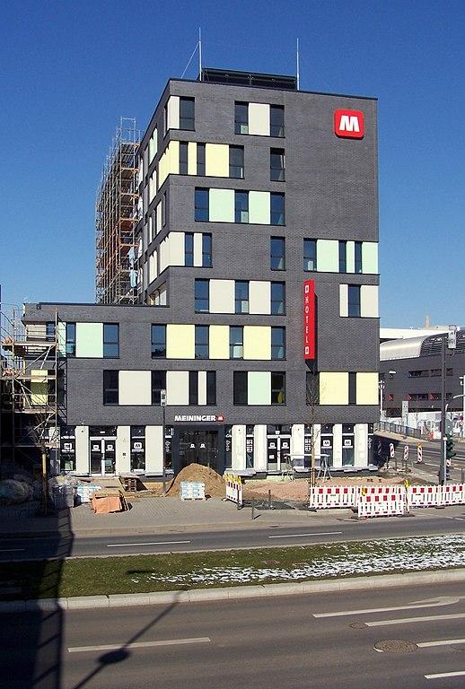 Hotel Allee Hotel Berlin Kopenicker Allee   Berlin