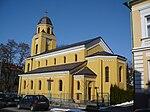 Kostel evangelický sv. Petra a Pavla
