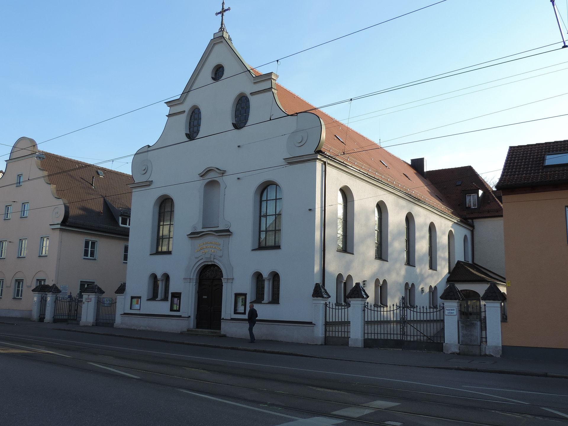 Liste der Baudenkmäler in Augsburg-Lechhausen – Wikipedia