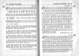 Holy God, We Praise Thy Name church song