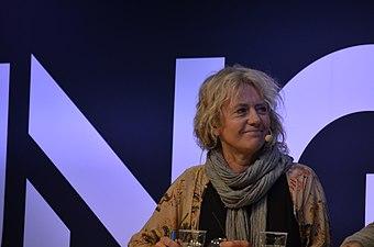 Ewa Thorslund Bokmässan Göteborg 2017.jpg