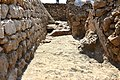 Excavations, Parthian building at Qalatga Darband, Darband-i Rania, Sulaymaniyah Governorate, Iraqi Kurdistan.jpg