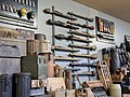 Explosive devices ,Ben Junier ammo collection at the Overloon War Museum pic1.jpg